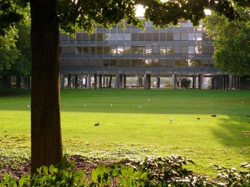 Cologne, Deutz, Thursday August 14, 2008
