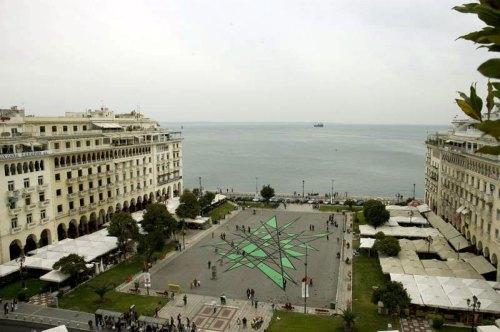 Aristotelous square, Thessaloniki, Martin Pfeifle