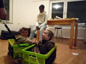 Birthday party with Kidan, Beza and Mark! 2009.01.04 (106)