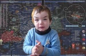Jounioridis vulcanian mister Spock (Star Treck)