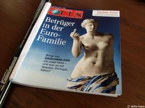 FOCUS February 2010 Betrüger in der Euro-Familie (Απατεώνες στην Ευρώ-οικογένεια)