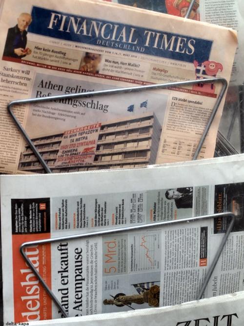 Finacial Times Deutschland, Handelsblatt 5.3.2010