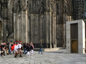 Cologne, Dom, 11.11.2010